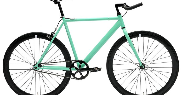 Critical Cycles Classic Fixed Gear Track Bike