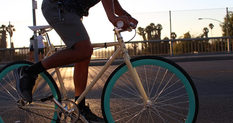 Golden Cycles Fixed Gear Bike from 199$