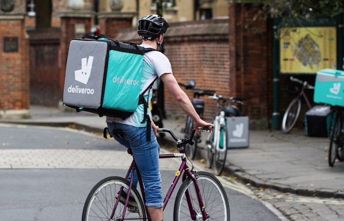 Amsterdam Deliveroo Rider Tips, Tricks and 100€ Referral Bonus