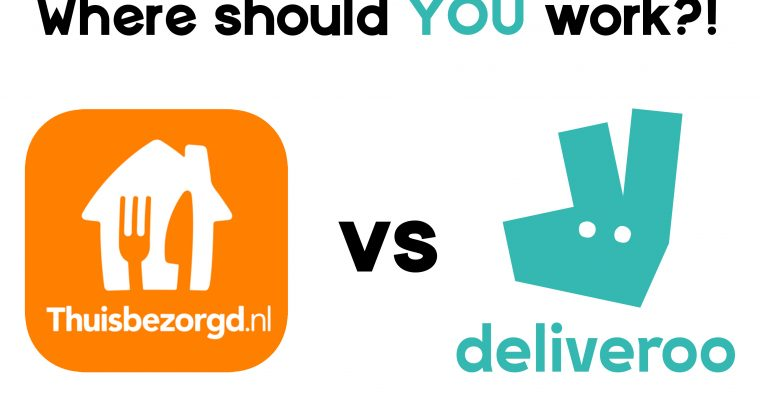 Deliveroo vs Thuisbezorgd: Pros & Cons Of Working As A Takeaway Rider